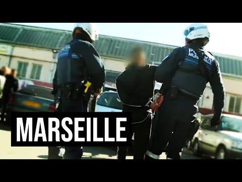 Police Municipale de Marseille coup de chaud sur la Canebière