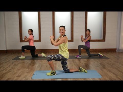 Day 6: 20-Minute Calorie Scorcher That Even a Beginner Can Do | Class FitSugar