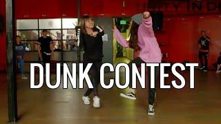 Bailey Sok and Yasmine Arya ~ DUNK CONTEST by Magic Bird | Vinh Nguyen Choreography