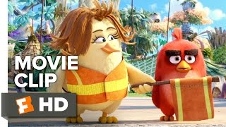 The Angry Birds Movie CLIP - Crossing Guard (2016) - Jason Sudeikis Movie HD