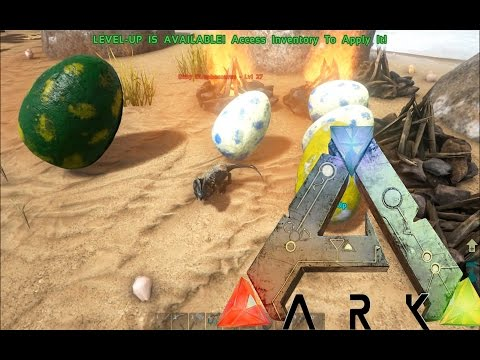 ARK Survival Evolved Gameplay: Baby Dilo!!! [Ep 68]