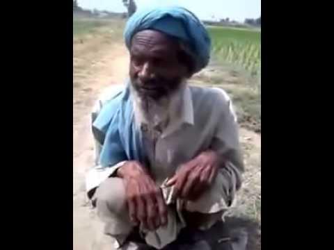 Punjabi Funny song   Desi Village Baba