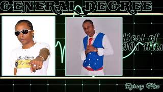 General Degree 90s   Early 2000 Dancehall Juggling mix by djeasy