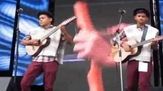 JUVENTUD PARRANDERA EN XV FESTIVAL COLOMBIA AL PARQUE AGOSTO 21 DE 2016