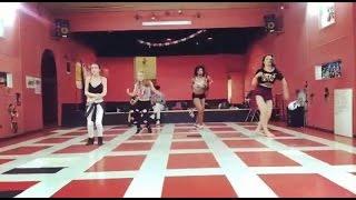 Jessica, Carola, Barbara, Helen - Waka Jaye - (Démo)