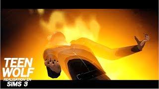 Teen Wolf S | Générique (Saison1) | Série Sims 3