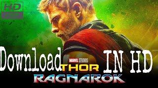 Download Thor Ragnarok Eng-Hindi Dual Audio Bluray HD