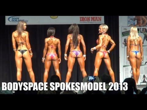 Bodyspace Model Search Womens finalist prejudging 2013