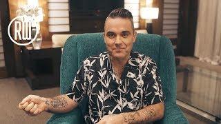 Robbie Williams   Robbie is going to Las Vegas!