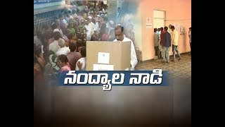 Hijras Too Cast Their Vote | in Nandyal Bye Polls