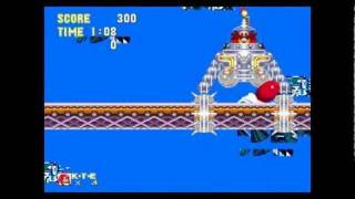 S&K Sonic 3 FBZ Act 2 Knux in WR TAS 1min 10sec! by DMTM 2011 07 19