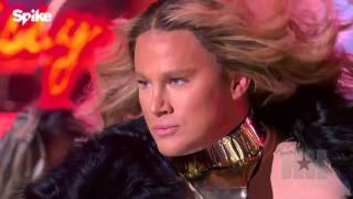 Beyonce Hits Stage With Channing Tatum For 'Lip Sync Battle'