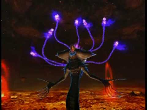 sonic unleashed final boss battle dark gaia part 1