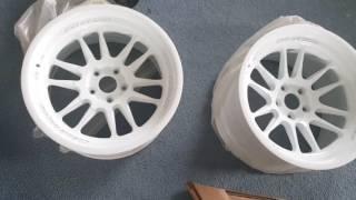 My Wheels Came In!-Cosmis Racing Wheels Unboxing