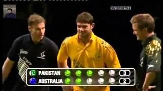 Pakistan VS Australia Bowling Competition Match ...
