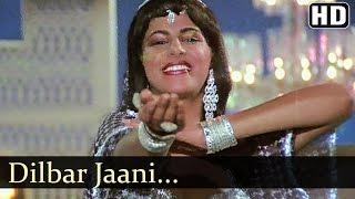 Dilbar Jaani | Prem Geet Songs | Raj Babbar | Anita Raj | Asha Bhosle | Dance | Filmigaane