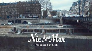 """LINE - Nic & Mar Ep. 3 """"Paris vs. Praha"""""""