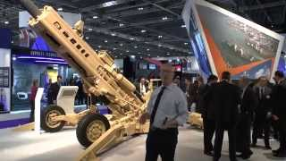 DSEI 2015: Land Systems Highlights