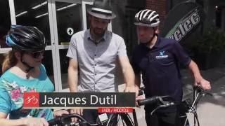 Le vélo électrique: un avenir prometteur! / Tous à vélo / S01 E08
