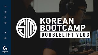 TSM Korean Bootcamp | Doublelift Vlog