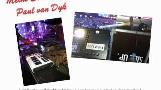 Karin Schobert votes for Paul van Dyk at the DJ Top 100 poll!