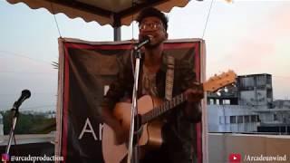 """Song"" By Shubhashish Shelgaonkar | Arcade (Open Mic)"