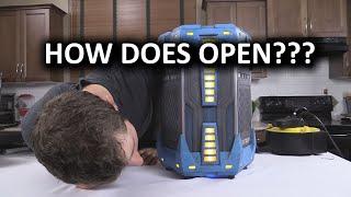 Intel Space Capsule Unboxing!