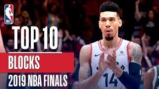Top 10 Blocks of the 2019 NBA FInals | Exxon Mobil1