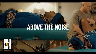 JuJu Smith-Schuster's In-Season Treatment // Above the Noise