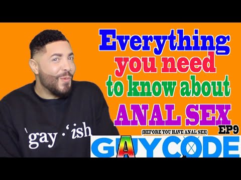 Xxx Mp4 GAY CODE Ep 9 ANAL SEX EVERYTHING YOU NEED TO KNOW 3gp Sex