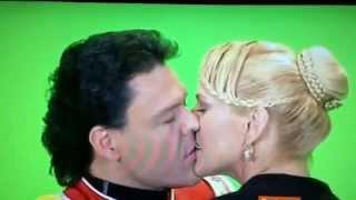 Marjorie de Sousa-hasta el fin del mundo primer beso Sofía ripoll y Salvador
