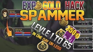 =AQW= Level 85 In 2 Days [HACK / Packet Spammer ] 10K SUBS SPECIAL