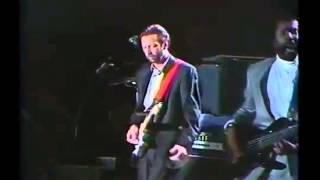 Eric Clapton, Mark Knopfler & Elton John -  Cocaine (Tokyo 1988)
