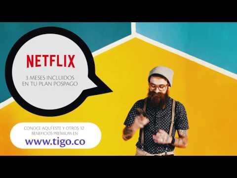 ¿Netflix en tu Beeper? Conoce el nuevo Pospago de Tigo