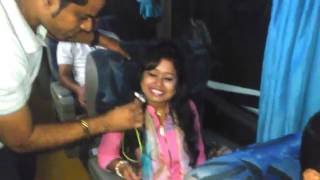 Interview in Bus on Cox`s Bazar Tour 2016 by Ifte
