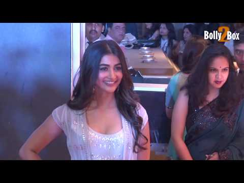 Xxx Mp4 Pooja Hegde In Floor Length Anarkali At Neil Nitin Mukesh's Wedding Reception Bolly2box 3gp Sex