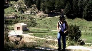 -SICILIA-Su e giu per la solfatara - Parco Minerario di Floristella - Sicilian sulfur mine