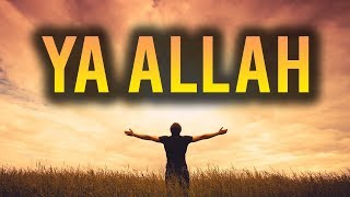 """THIS IS HOW ALLAH REACTS WHEN YOU SAY """"YA ALLAH"""""""