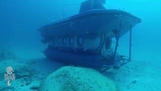 Blue Safari Submarine Mauritius