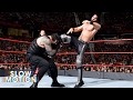 Download Video Download Savage slow-motion video of Roman Reigns and Seth Rollins' Raw main event clash: May 30, 2017 3GP MP4 FLV