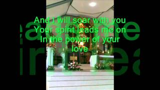 Power of your Love with Lyrics by Gino Padilla