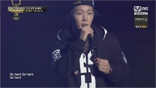 바비(BOBBY) - '가(GO)' 0814 Mnet SHOW ME THE MONEY 3