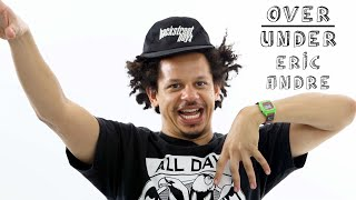 Eric Andre Rates Axl Rose, Jesus and 311 | Over/Under