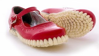 10 Weirdest Shoes You Have Never Seen!