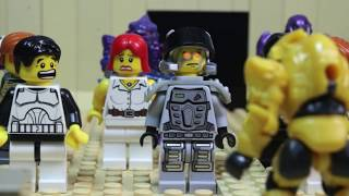 The Lego Zombie Apocalypse Episode 6: The Eden Project