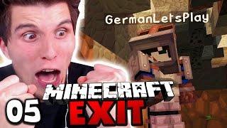 GIB MIR DIE DIAMANTEN! ✪ Minecraft EXIT #05   Paluten [Deutsch]