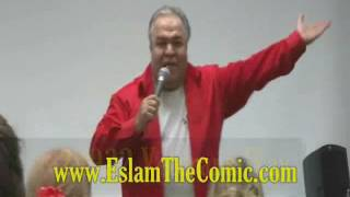 ESLAM The Comic (STC SHOW) January 2017