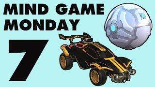 Mind Game Monday 7 (Competitive Rocket League) | JHZER