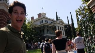 Missing in the Mansion: Disneyland proposal goes horribly wrong in The Haunted Mansion