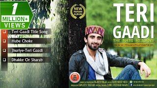 Latest Pahari Songs | Teri Gaadi - The Nati Returns By Rajeev Raja | Music HunterZ